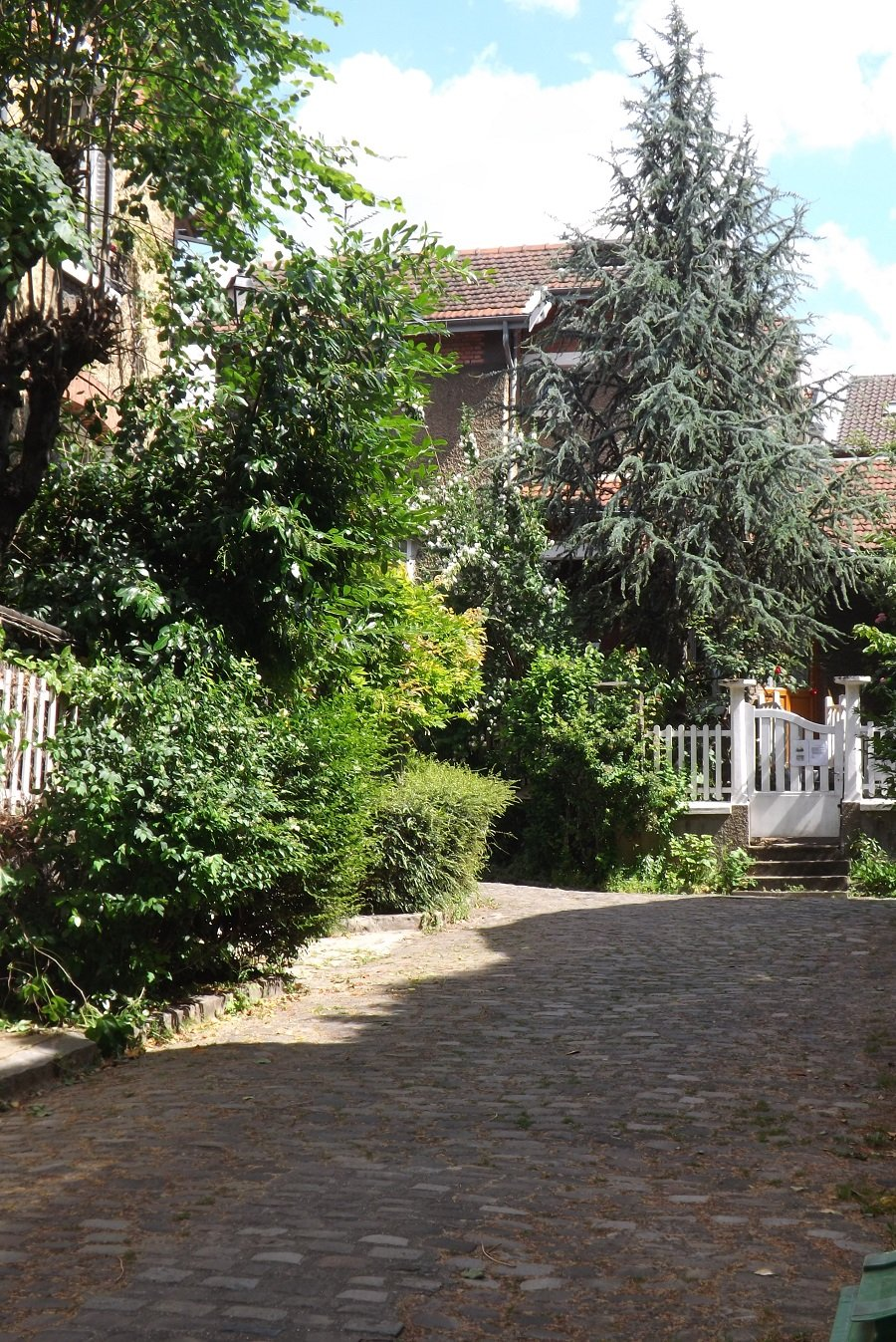 hameau danube